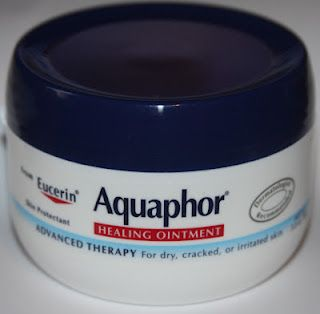 Using Eucerin Aquaphor For Tattoo Aftercare