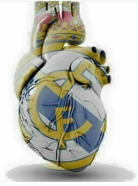 my heart beat says hala madrid