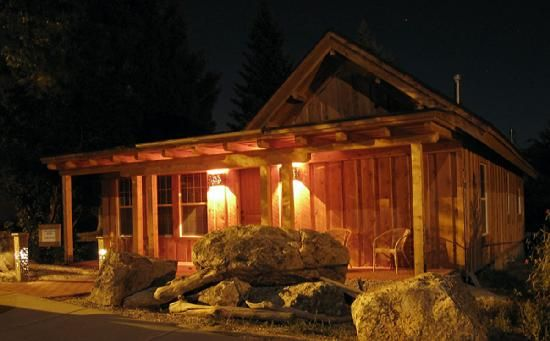 rustic | Rustic Inn (Lava Hot Springs, ID) - Lodge Reviews - TripAdvisor