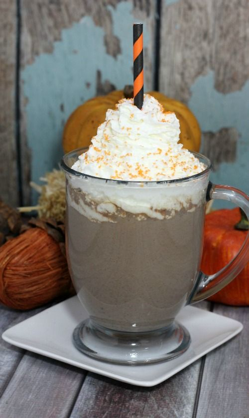 Pumpkin Hot Chocolate Recipe for Fall and Thanksgiving! Homemade Holiday Hot Cocoa Drink Recipe!