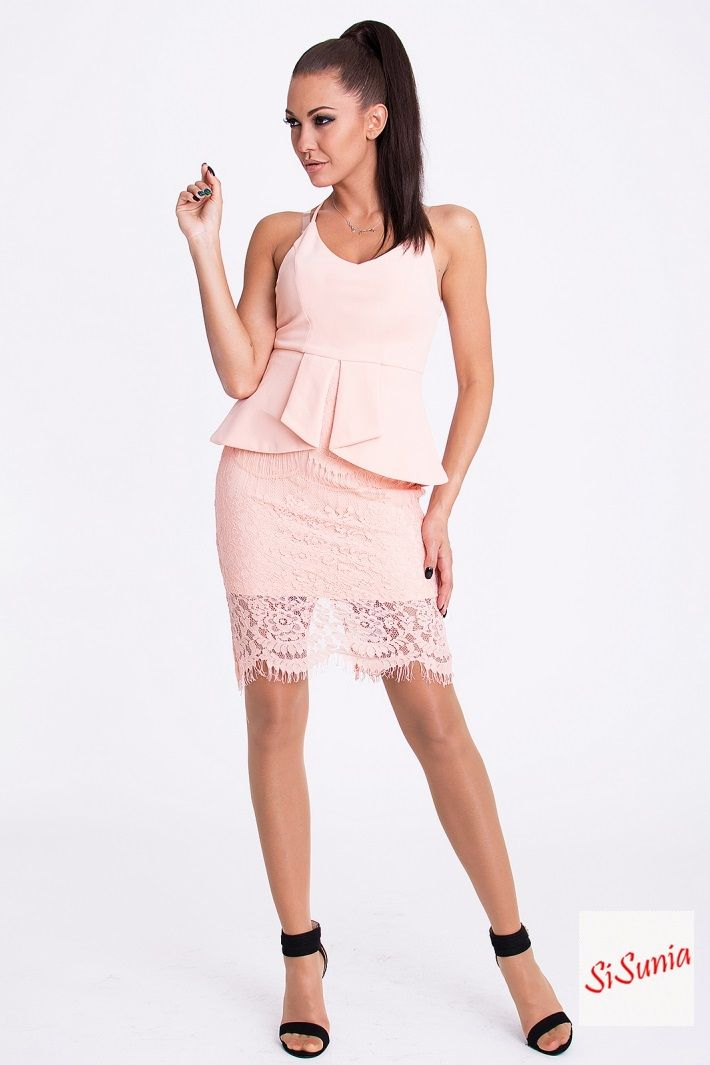 Sukienka BASKINKA ZAPRASZAM NA facebook'a SiSunia shop