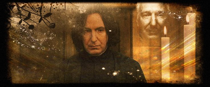 I ♥ Alan Rickman — masterseverussnape:   Promotional images of...