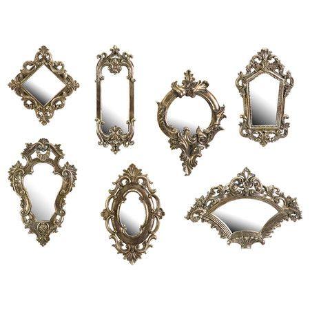 Mirror Sets Wall Decor best 25+ mirror set ideas on pinterest | mirrored dressing table