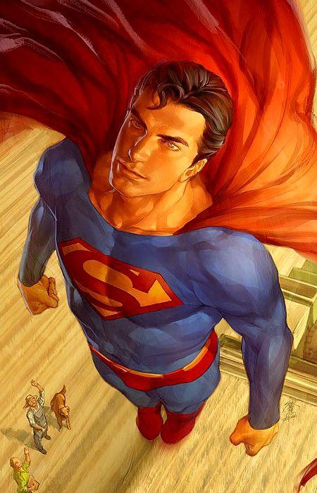 superman returns author - photo #38
