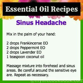 Blend for Sinus headache