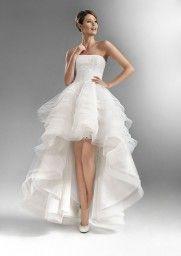 TO-501 - The One 2016 - Kolekcja sukni ślubnych Agnes - koronkowe suknie ślubne