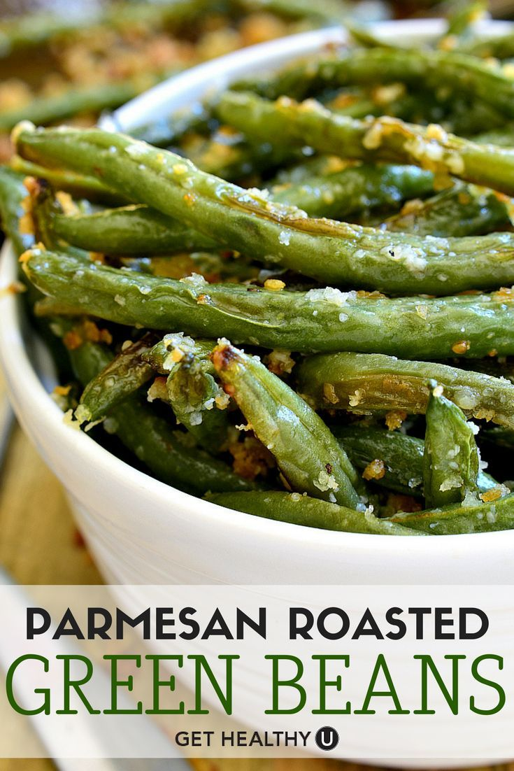 These Parmesan Roasted Green Beans are a delicious way to eat fresh green beans! They�re made with just 5 ingredients and take just 20 minutes to make! They�re so simple, they�re impossible to mess up, and everybody loves them! Their simple, fresh taste i