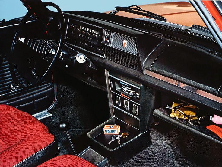 1972 Polski Fiat 125p Kombi