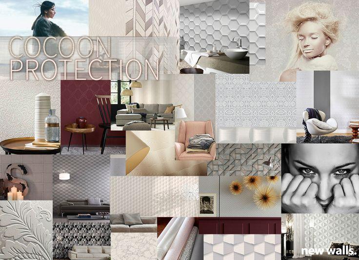 9 best design michalsky tapeten images on pinterest. Black Bedroom Furniture Sets. Home Design Ideas