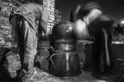 Μιχάλης Καστερνούδης: Καζάνισμα | Απλωταριά