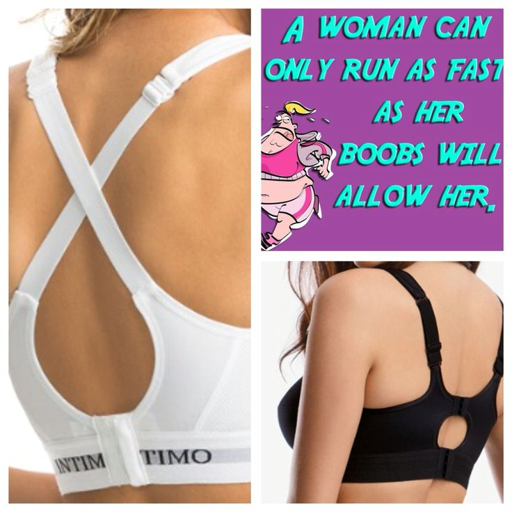 Running in comfort. Intimo caring for you