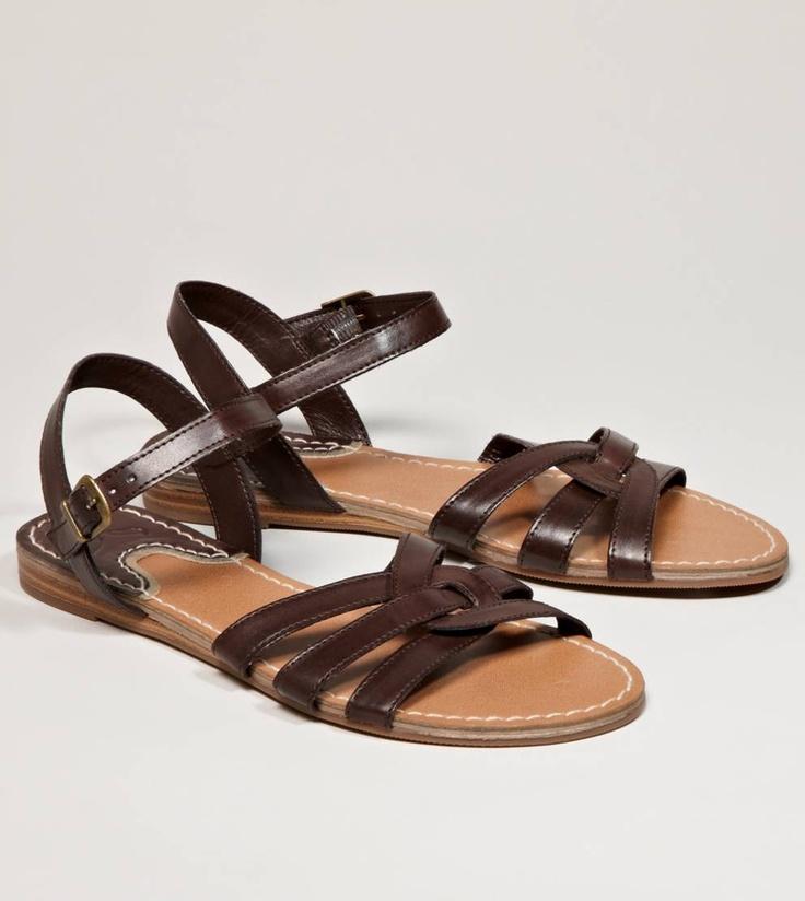 Twisted Sandal
