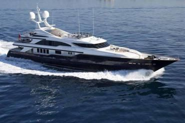 AQUILA: AQUILA is a 164' (50m) Benetti- the 5th in their Golden Bay series (FB224).