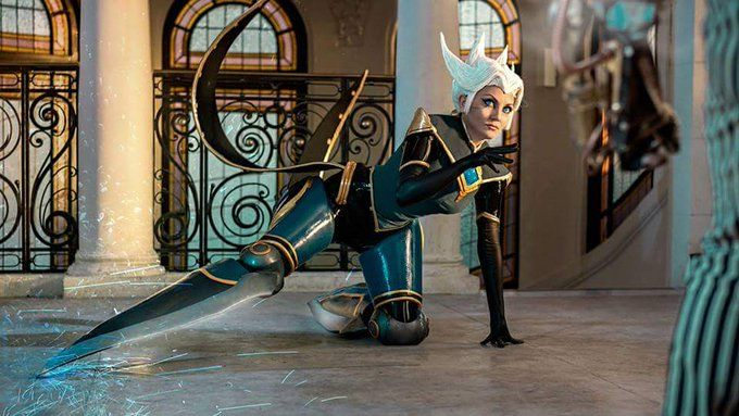 Camille - league of legends Twitter