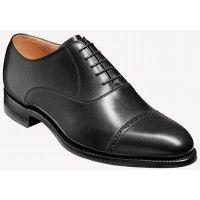 Barker Shoe Style: Burford - Black Calf