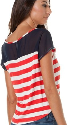 SWELL AMERICUS TOP > Womens > Clothing > Tops & Tees | Swell.com
