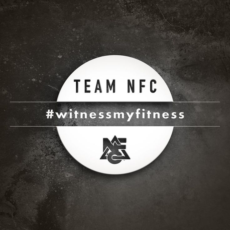 #teamNFC #witnessmyfitness National Fitness Center of East Tennessee