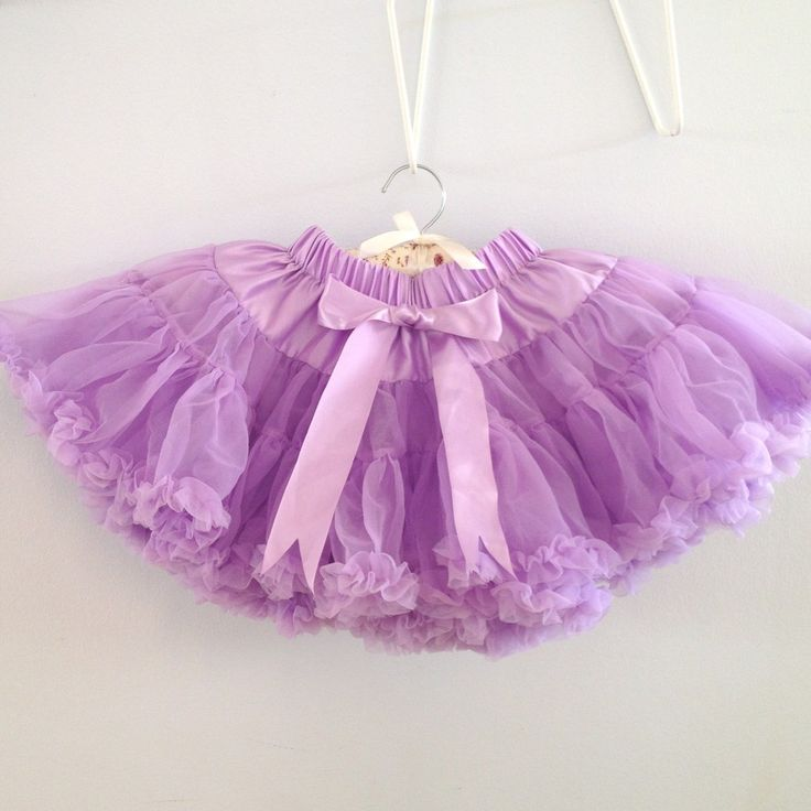 Pettiskirt - Lavender via House of Dreams. Click on the image to see more! www.houseofdreams.se