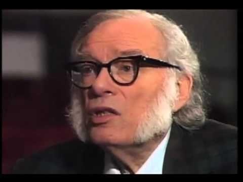 Isaac Asimov on Overpopulation