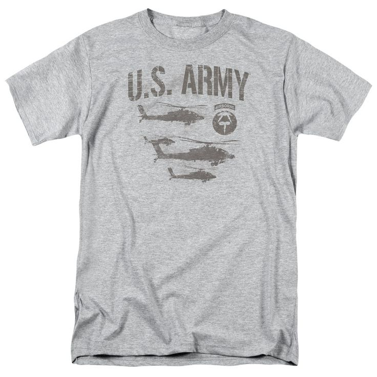 "Checkout our #LicensedGear products FREE SHIPPING + 10% OFF Coupon Code ""Official"" Army / Airborne - Short Sleeve Adult 18 / 1 - Army / Airborne - Short Sleeve Adult 18 / 1 - Price: $29.99. Buy now at https://officiallylicensedgear.com/army-airborne-short-sleeve-adult-18-1"