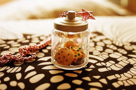 Cookie Jar Necklace!: Epic Necklaces, Jewelry Necklaces, Awesome Necklaces, In A Jars, Necklaces For Mi, Cookie Jars, Assort Cookies, Jars Necklaces, Cookies Jars