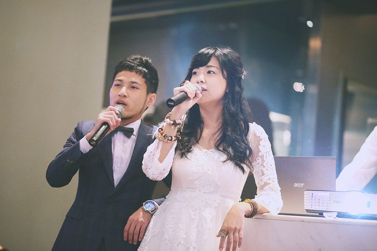 婚禮攝影-合唱
