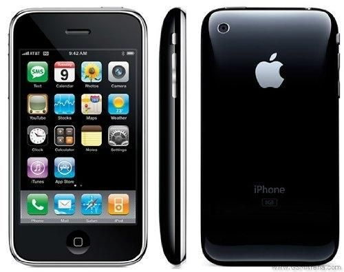 rundlich wie ein Apfel eben - Apple iPhone 3G S (16 GB) #apple #iPhone