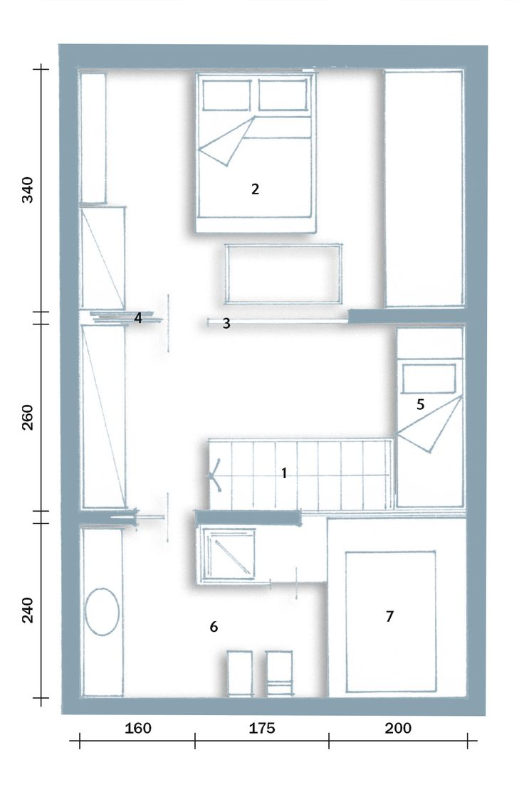 133 best plans images on pinterest floor plans architects and atmosfera da chalet in una casa moderna cose di casa