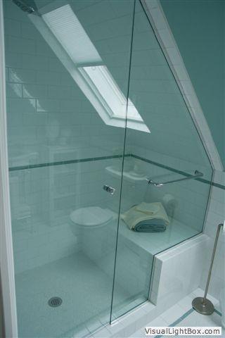 Zolder badkamer