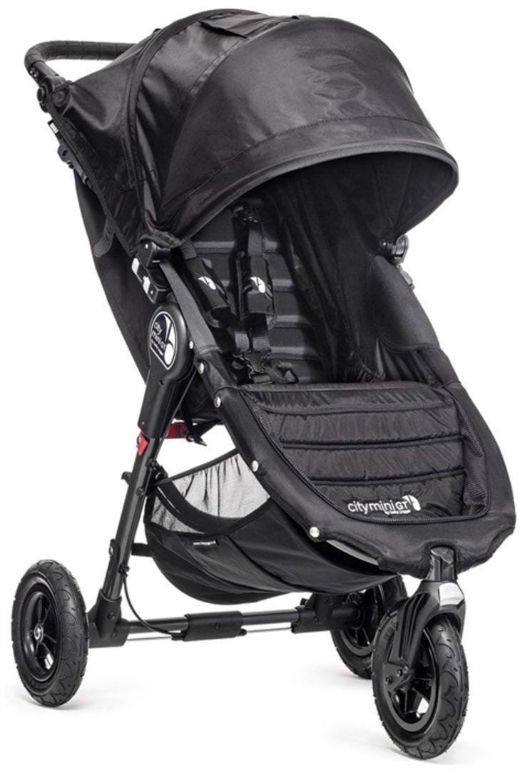 Køb Baby Jogger City Mini GT Single Black/Black | Barnevogne Siddevogne | Barnevogne Klapvogne | Jollyroom