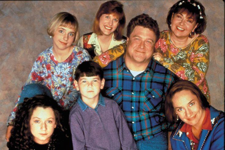 Roseanne, my favorite show