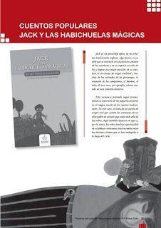 Educación Primaria: Jack y las habichuelas mágicas