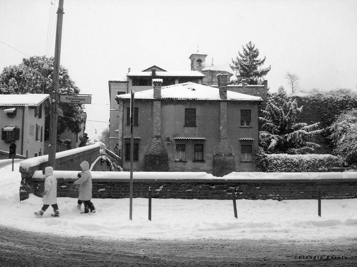 Claudio Fasola, Padova, 19 Dicembre 2009 - Children and Snow