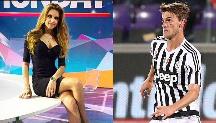 Pare che tra il calciatore bianconero e la sexy giornalista ci sia del tenero: ecco chi è il calciatore e la fidanzata esplosiva