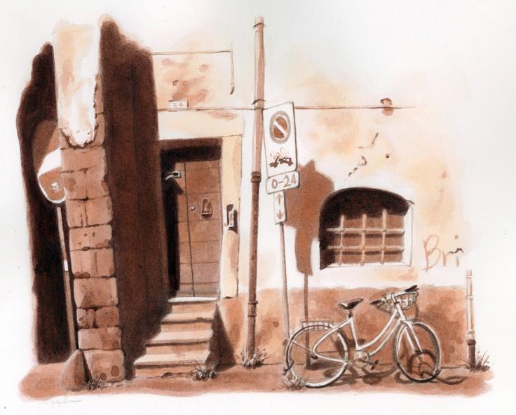 Viterbo, Italy, FredLynch.com