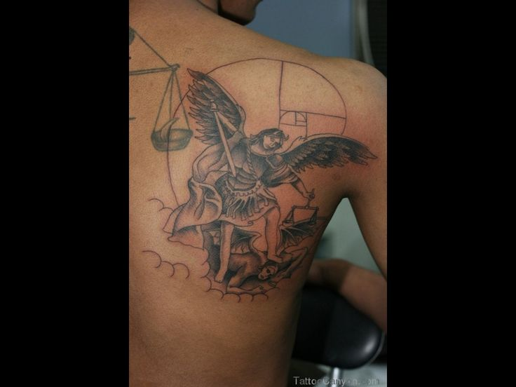 Tattoo Raphael Sleeve Half Archangel