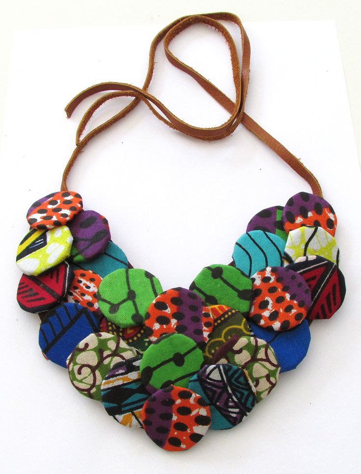 Fundi unique handmade African Necklaces - Modern Tradition Australia