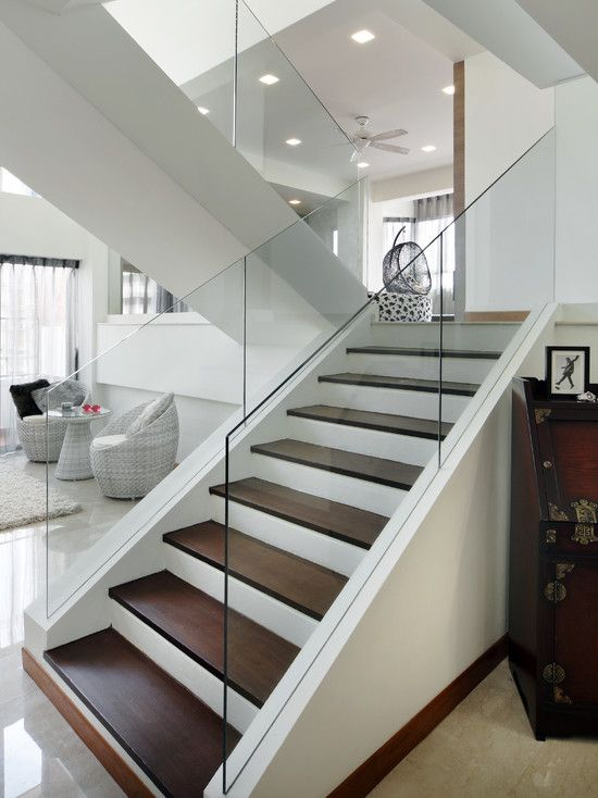 Staircase Split Level Staircase Design, Pictures, Remodel, Decor And Ideas