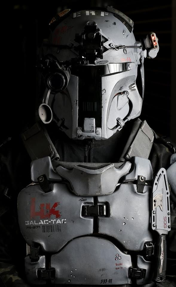 GalacTac Project: So there's this.  Heckler & Koch, AR500 Armor, SureFire, LLC, Team Wendy, Wilcox Industries Corp., TEA Headsets, all working together with Ryan Flowers of #GalacTac to make this happen! Metalhead Photography did awesome photography work. — with Ryan Flowers.
