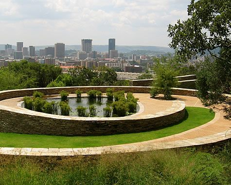 The Freedom Park_Uitspanplek, Pretoria, South Africa