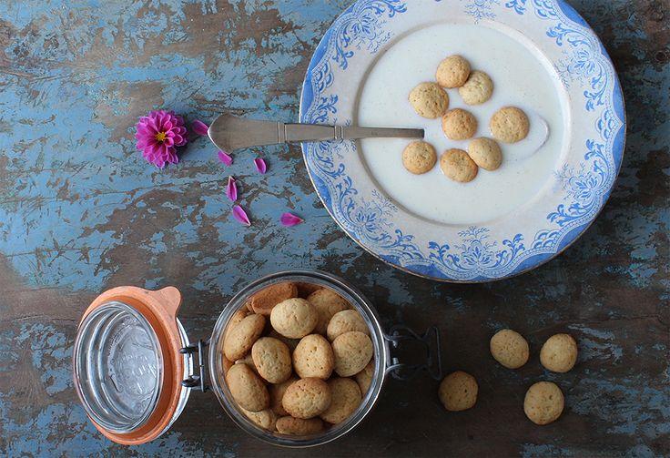 Kammerjunkere – sprøde og med smag af vanilje