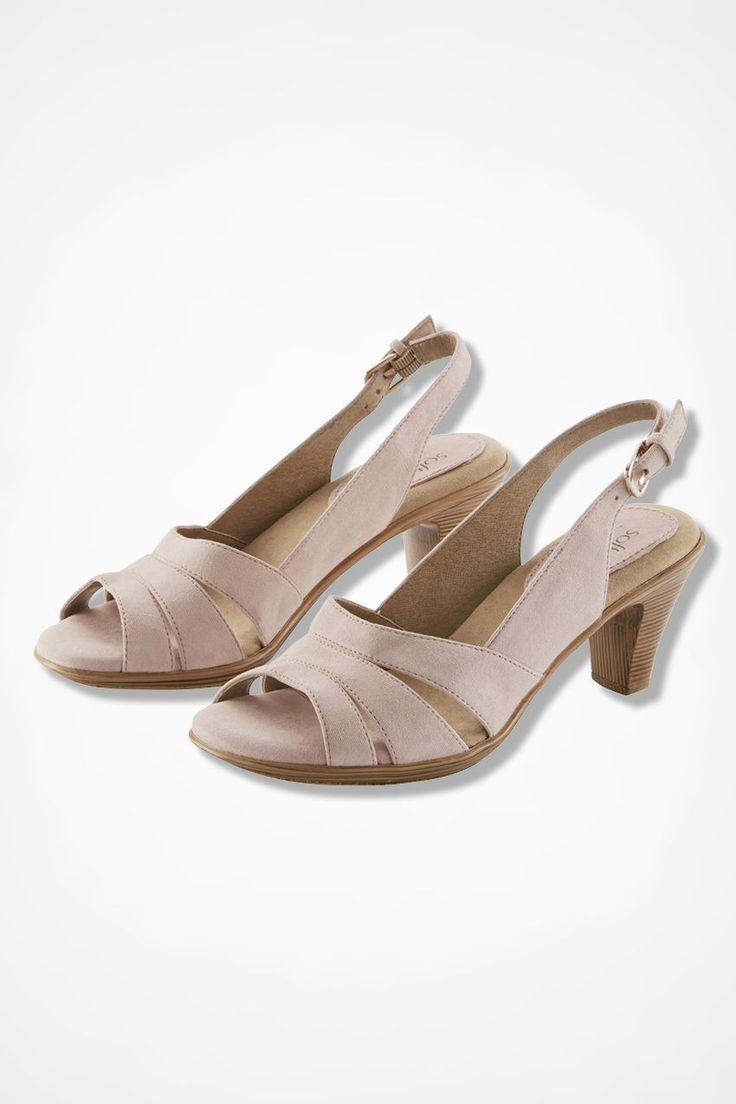 """Neima"" Slingbacks by SoftSpots® - Coldwater Creek"