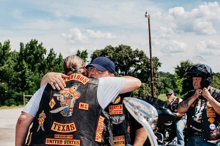Behind the Scenes with the Bandidos Motorcycle Club