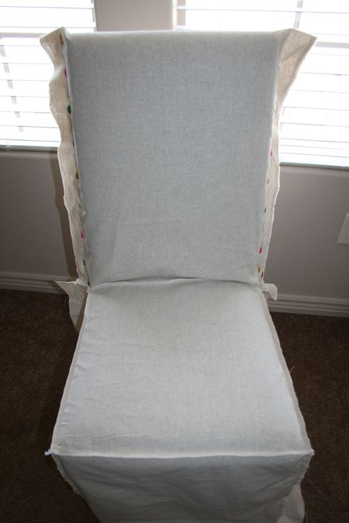 making your own parson chair slipcovers is easy easier than you think and i