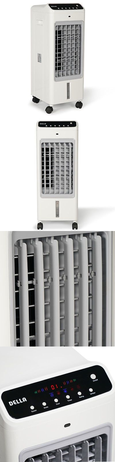 Air Conditioners 69202: Portable Evaporative Air Cooler Ionizer Humidifier Remote Tower Fan Cooling Lcd -> BUY IT NOW ONLY: $79.97 on eBay!