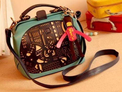 Bag Korea BJ4218-Blue | Kaina Fashion