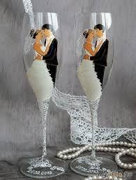 Картинки по запросу сервировка свадебного стола жениха и невесты