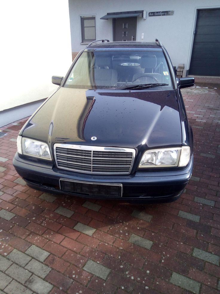 Mercedes-Benz C-Klasse C 180 Kombi ohne Tüv   Check more at https://0nlineshop.de/mercedes-benz-c-klasse-c-180-kombi-ohne-tuev/