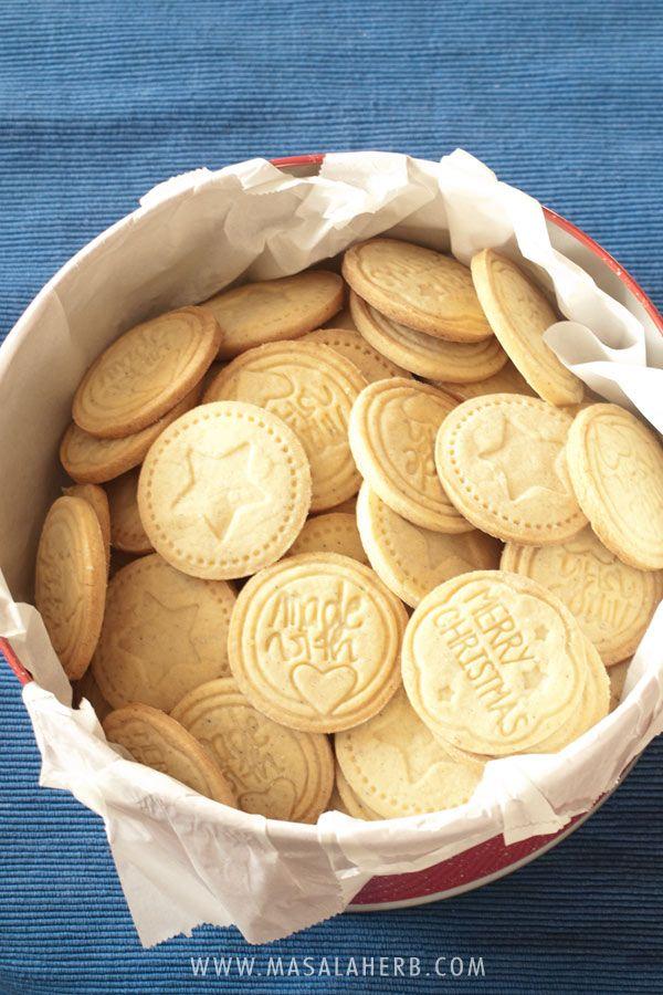 Stamped Cookies Albertle German Cookies How To Make Stamped