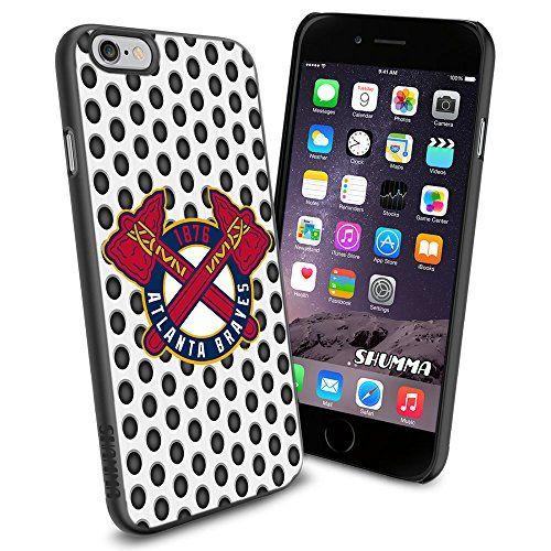 "MLB Braves iPhone 6 4.7"" Case Cover Protector for iPhone 6 TPU Rubber Case SHUMMA http://www.amazon.com/dp/B00WMVFZ6O/ref=cm_sw_r_pi_dp_VkYovb0C2KQHX"